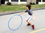 Fun with a Hoop